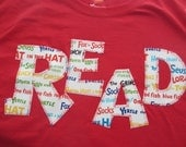 Dr. Seuss Shirt ADULT and YOUTH Read Across America Day Teacher Librarian Kids