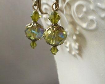 Lady Cora - Downton Abbey Jewelry - Dainty Earrings - Romantic Gifts - Elegant Earrings - Edwardian Jewelry - Womens Jewelry