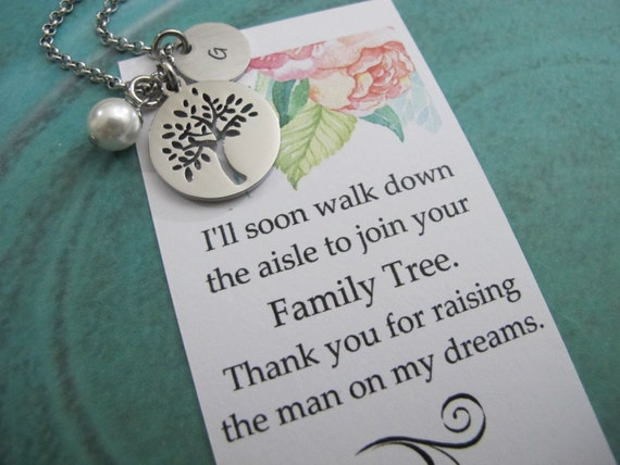 Mother Of The Groom Gift: Mother Of The Groom Gift From Bride Thank You For Raising The