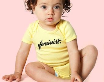 Little Big Ffeminist onesies!
