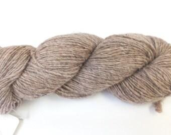 O-Wool Local, Wood Dove, alpaca yarn.