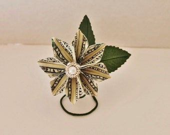 Origami Money Flower - Blooming Money