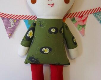 Wee Wonderfuls Sweet Cloth Boy Doll