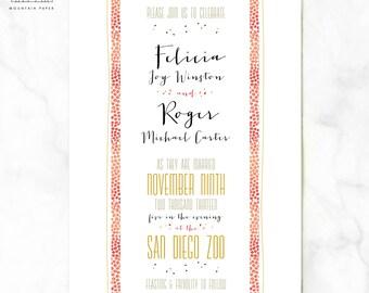 Circa Wedding Invitations