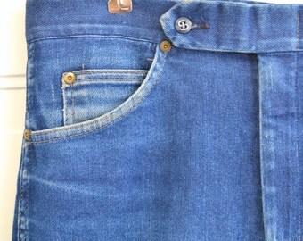 1970s Men's Sansabelt Jeans