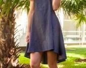Denim overall dress new denim overalls dresses romper dress