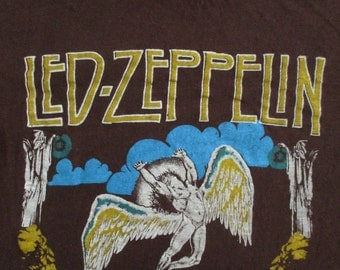 LED ZEPPELIN 1977 tour T SHIRT