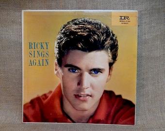 Ricky Nelson Etsy