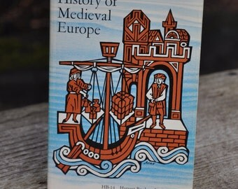 Economic and Social History of Medieval Europe by Henri Pirenne, Western Civilization