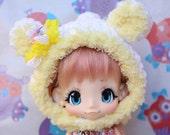White&Yellow Bear ~ for KikiPop // KinokoJuice