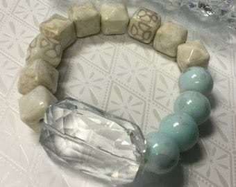 Robins Egg Blue Bracelet