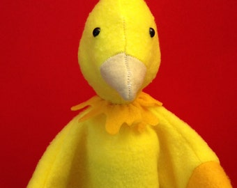 Chick Puppet