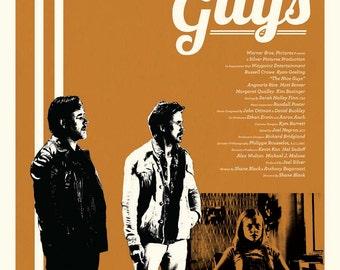 The Nice Guys Film Poster