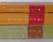 vintage children's books, Teacher's Edition, The New basic Readers,1956  from Diz Has Neat Stuff
