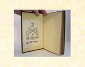 Sir Thomas Wyatt, Poetical Works. 1854 Book with Personal Heraldic Bookplate of Sir John William Maclure, Baronet & Member of Parliament