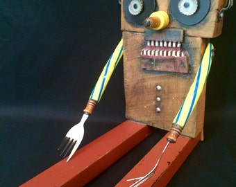 Blockhead  -  A Recycled Creature