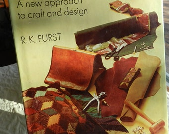 "Vintage  ""Soft Suede, Supple Leather"" by R.K. Furst"