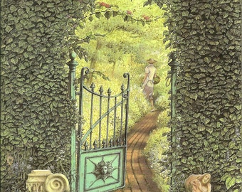 Through The Garden Gate - SALE