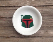 Ring Dish | Star Wars Wedding | Boba Fett | Engagement Gift | Groom Gift