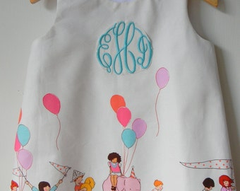Children on Parade Girls Jumper Dress 6M-3T