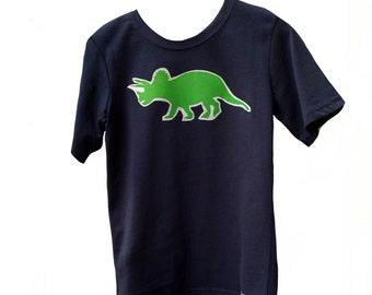 Dinosaur, Triceratops, Prehistoric Tee