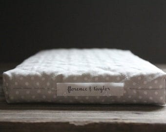 Mattress for Doll Beds 1/6 Scale