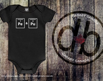 Funny Baby Clothes, Periodic Table, Scientific Bodysuit, Geek Baby Shower Gift, Hospital Take Home, New Baby Outfit, Baby Girl, Baby Boy