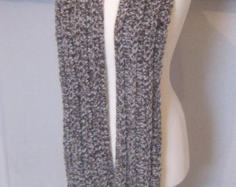Chunky Alpaca Scarf - Made to Order - Choice of Colours