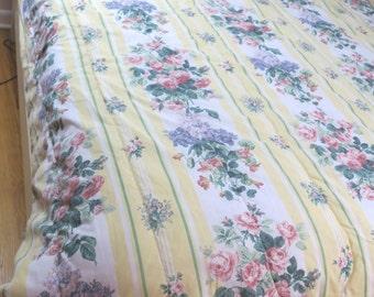 """BIG SUMMER SALE Reversible Comforter Full / Queen 72"""" w x 80"""" L"""