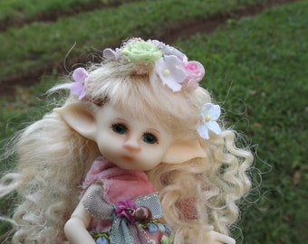 preorder for new bjd fair skin Mimby   fairy elf fairie doll only please read listing fully new pics