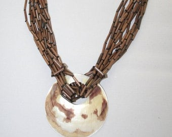 Nature Necklace 80cm Product no.: 829-02