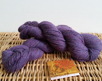 Llama Yarn DK, Mirasol Llama Una 13 Clover