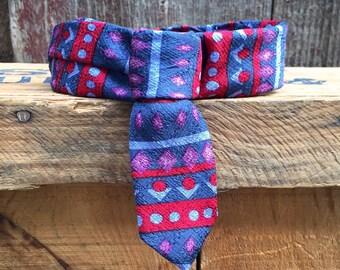 Vintage Tie Collar - Classic - Small