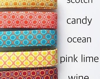 Polka Dot Keychain - Polka Dot Key Fob - Wrist Lanyard - Fabric Key Fob - Best Friend Gift - Gift Under 10