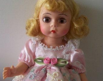 happy birthday #8 madame alexander 8 in doll