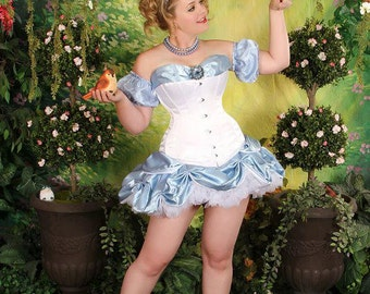 Cinderella, Princess Steel-boned Corset