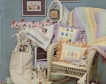 Sugar Plum Fairy Cross-Stitch & Quilting--Vanessa-Ann