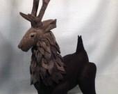 Custom Deer or Horse Doll