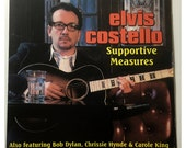 Bootleg CD: Elvis Costello-Supportive Measures
