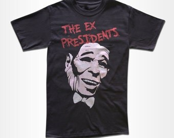 Point Break - The Ex Presidents T Shirt - Graphic Tees for Men, Women & Children
