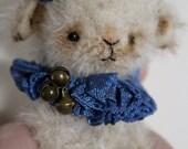 Bluebell a sweet little mohair Lamb