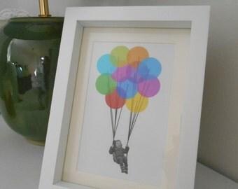 Personalised Photo Gift / Printable / Photo to Art / Custom Made / Unique Photo Gift / Personalised Art Print