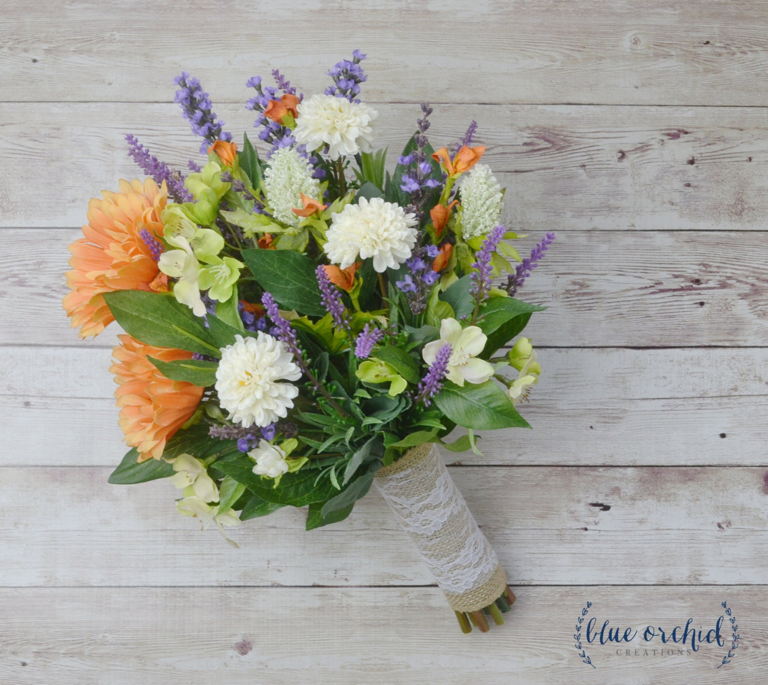 Wild Flower Wedding Bouquet: Wildflower Bouquet Wedding Bouquet Fall Wedding Bouquet