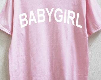 Babygirl shirt S-5Xl