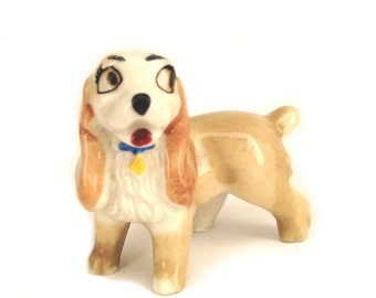 Wade Whimsie: Lady - From Lady & the Tramp Disney's series 1981/85