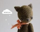 Brown Animals Soft Toys Stuffed Fox Konstantin Artist Bear