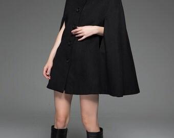 Winter cape | Etsy