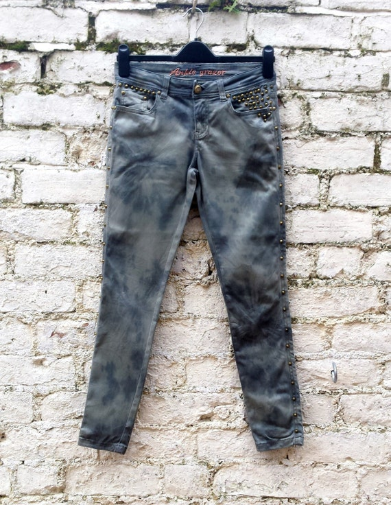 Up-cycled Jeans from Abi Dashery