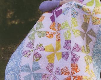 Carnival Quilt Pattern by Jaybird Quilts (JBQ108)