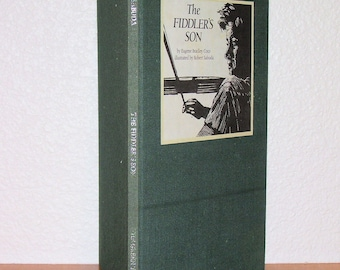 The Fiddler's Son by Eugene Bradley Coco, Illustrated by Robert Sabuda,  First Edition 1988